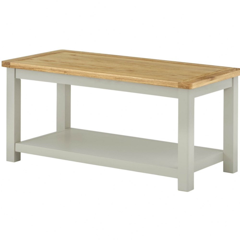 Cotswold Coffee Table - Stone