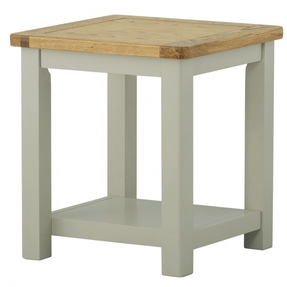Cotswold Cotswold Lamp Table - Stone