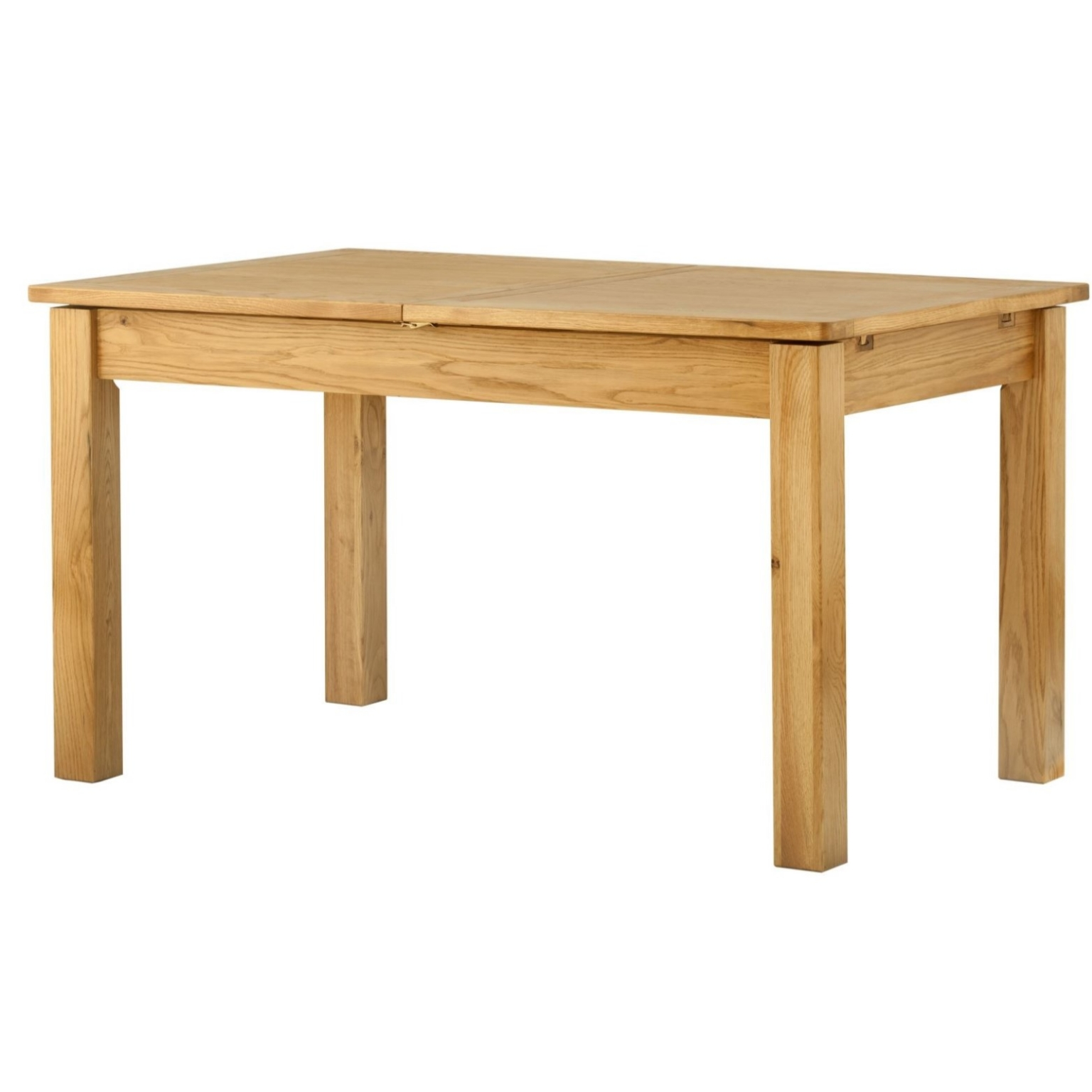 Cotswold Dining Table with Leaf - Oak
