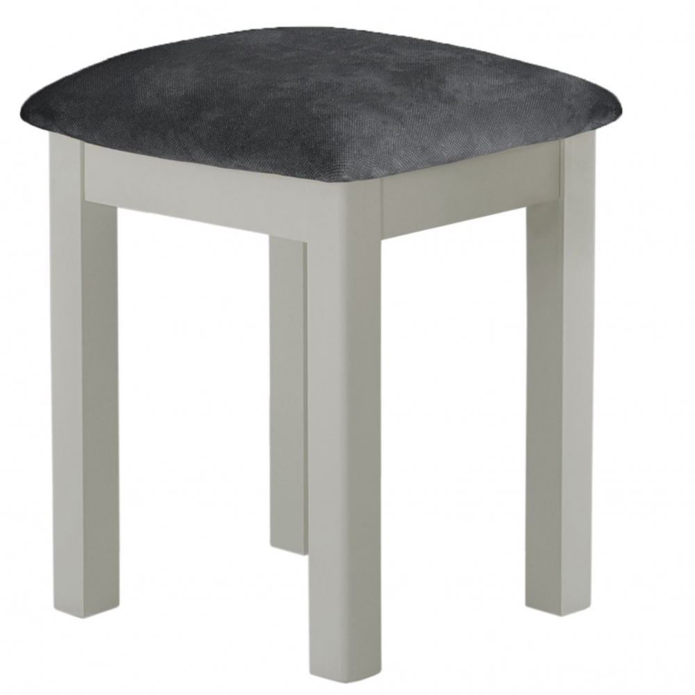 Cotswold Dressing Table Stool - Stone