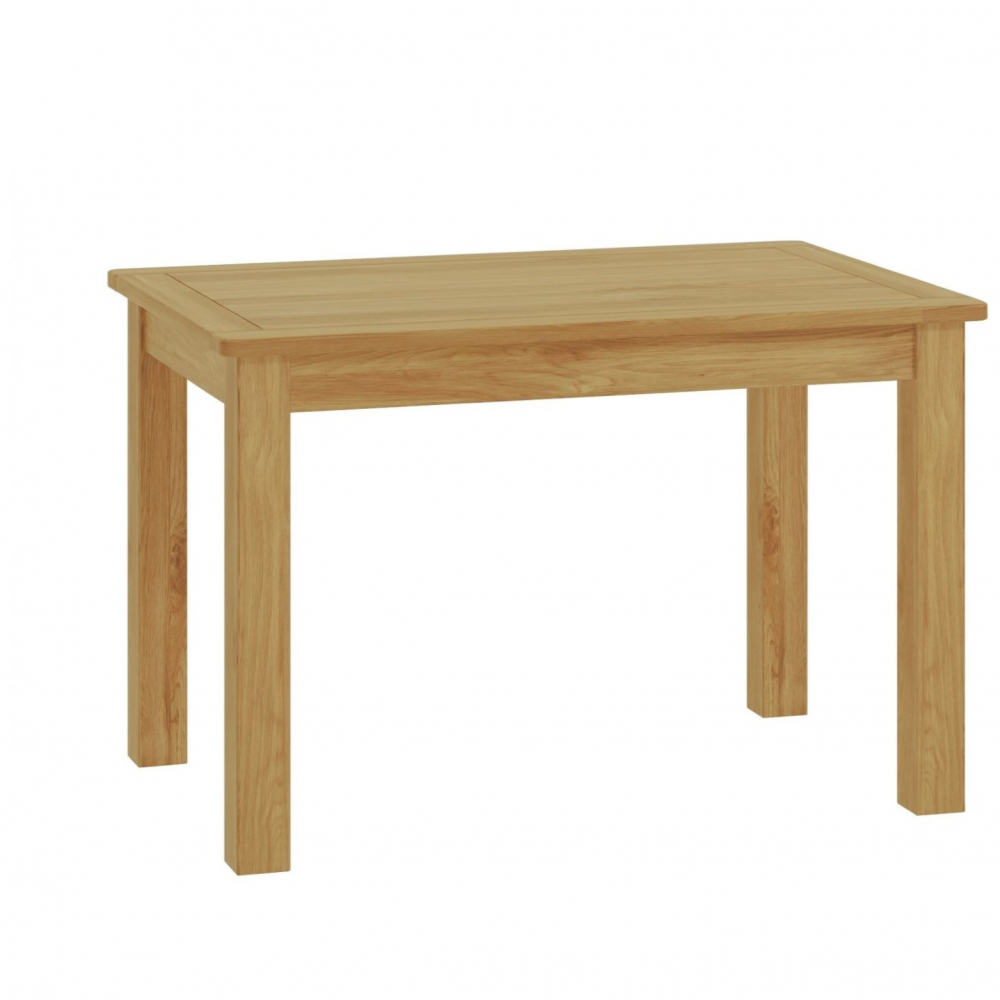 Cotswold Fixed Top Dining Table - Oak