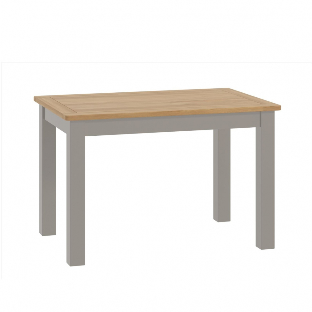Cotswold Fixed Top Dining Table - Stone