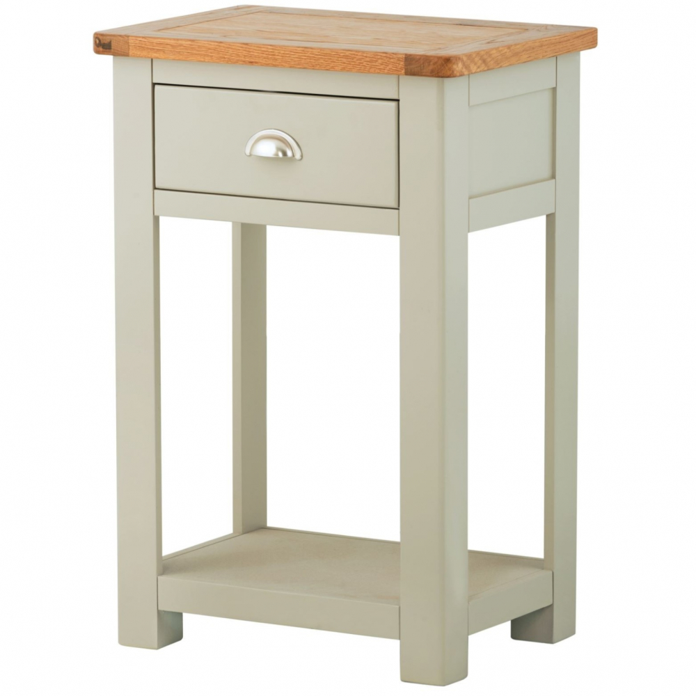 Cotswold Small Console Table - Stone