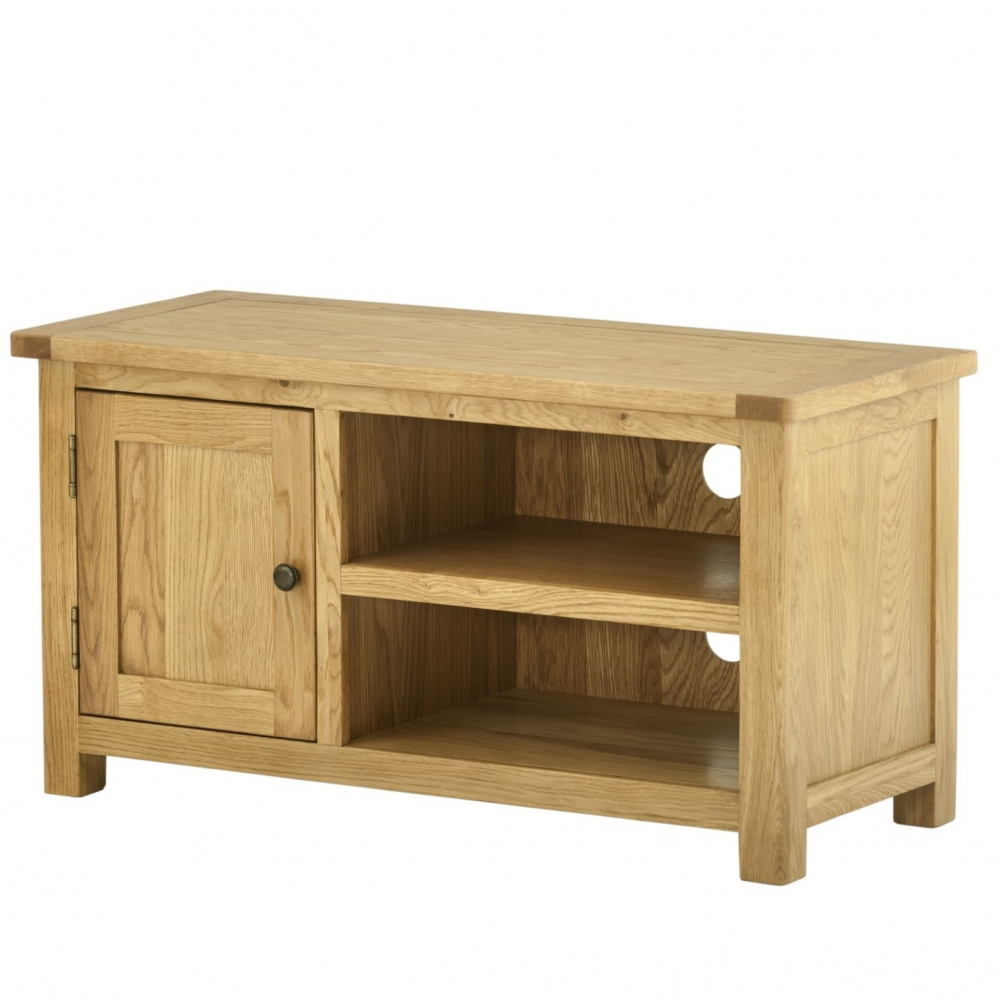 Cotswold TV Cabinet - Oak