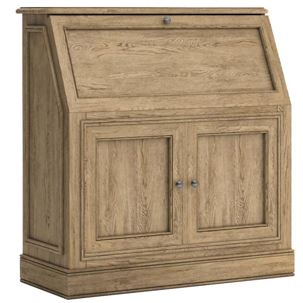 Hampshire Bureau Desk Wood Furniture Store