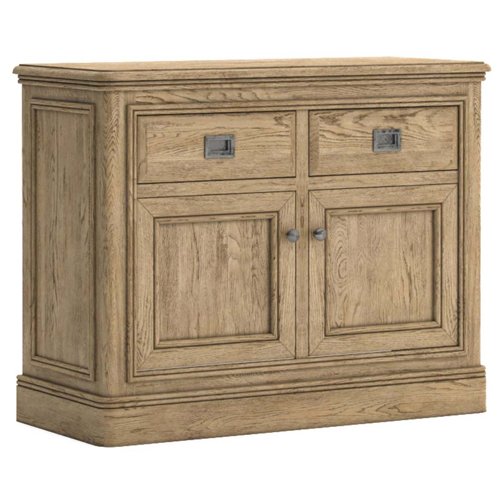 Small oak sideboard for kitchen