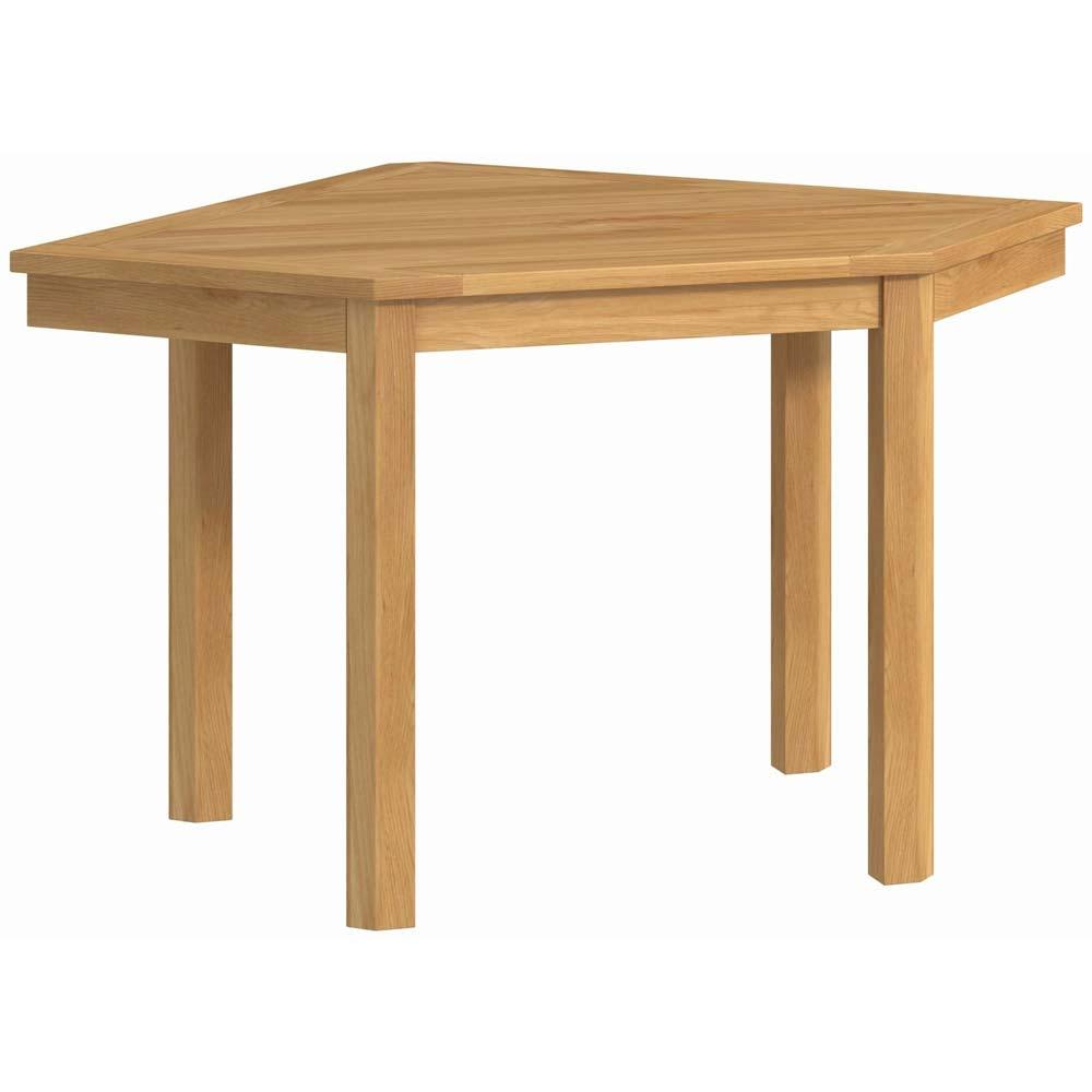 Cotswold Corner Desk - Oak