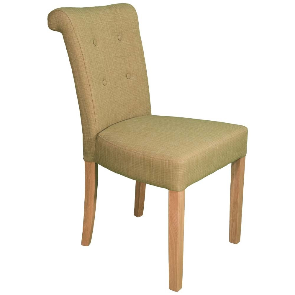Karo dining chair olive
