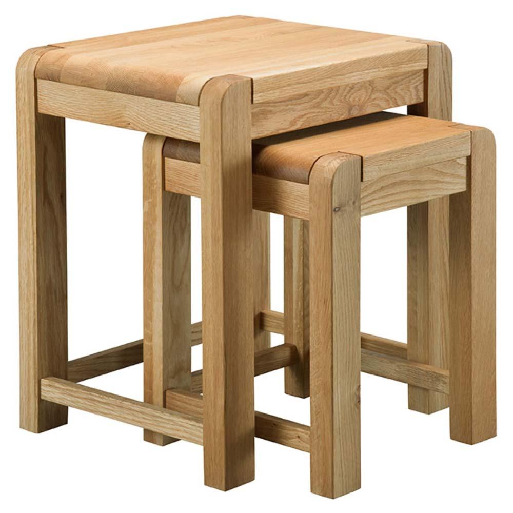 Nordic nest of tables