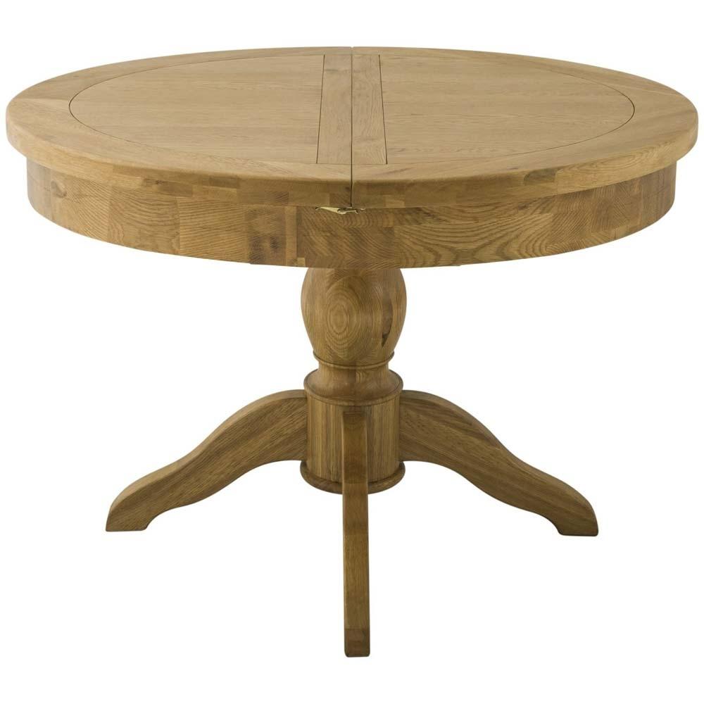 Cotswold Grand Butterfly Extending Table - Oak