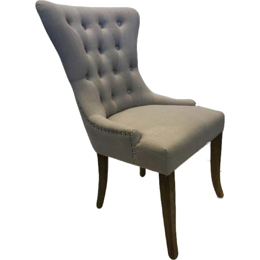 Grace dining chair in almond