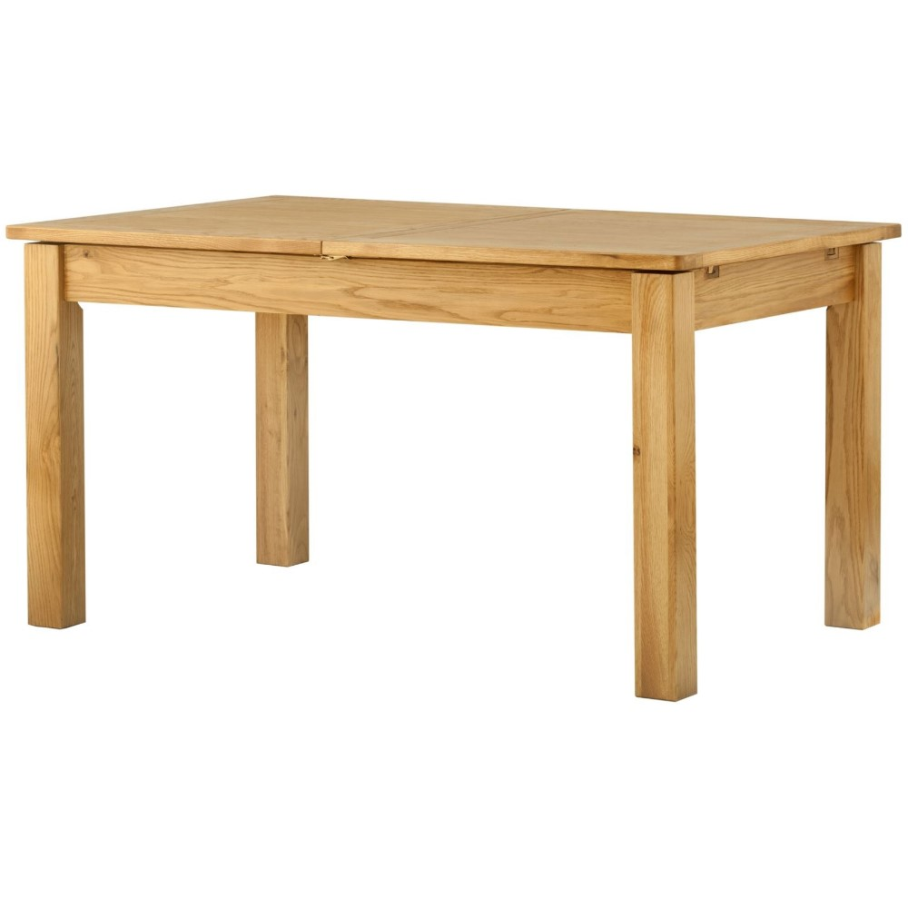 Cotswold extending wooden kitchen table