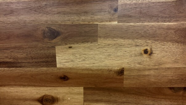 Wood surface of table