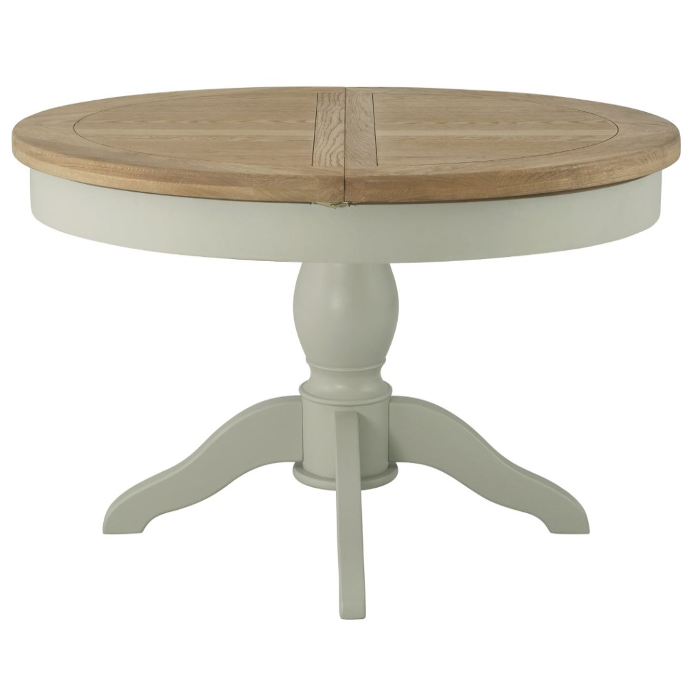 Cotswold Grand Butterfly Round Table - Stone