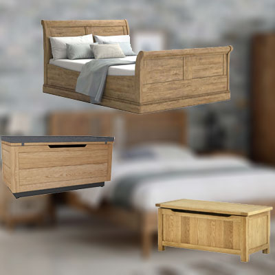 Beds & Blanket Boxes