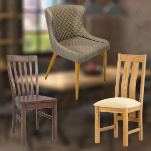 Chairs & Benches