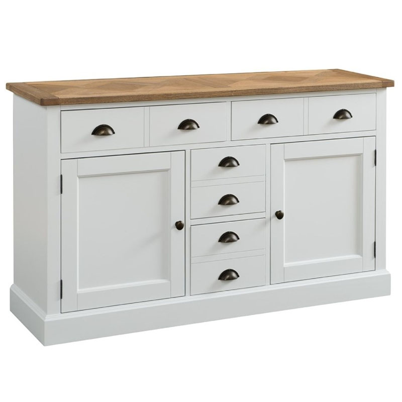 Ex Display Clearance Porto Painted Large Sideboard