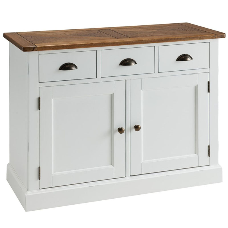 Ex Display Clearance Porto Painted Small Sideboard