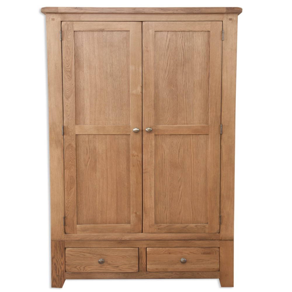 Melbourne country double wardrobe