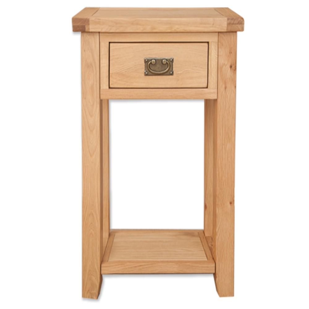 Melbourne Natural 1 drawer