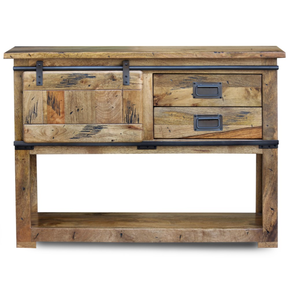 Raipur mango wood Collection Console Table 1