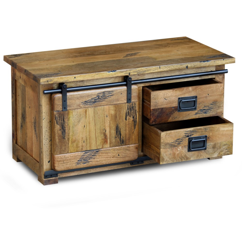 Raipur Collection Small TV Stand - Coffee Table 2