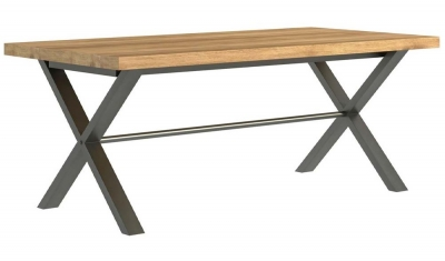 large fusion kitchen table