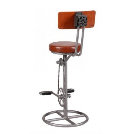 unique bicycle bar stool