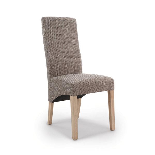 Tweed baxter chair