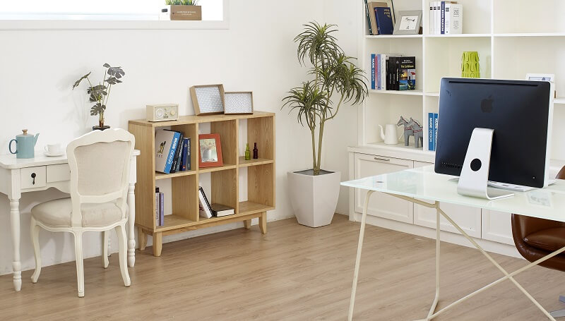 Decorating a Home Office For Productivity
