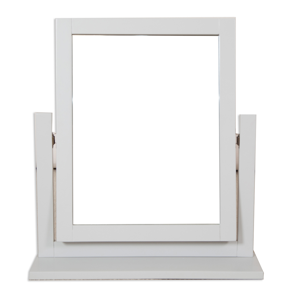 Melbourne French Grey Swing Mirror
