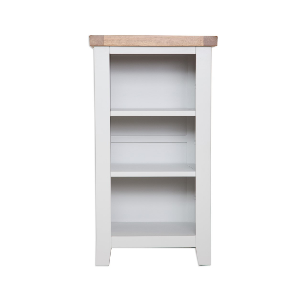 Melbourne French Grey Small Bookcase