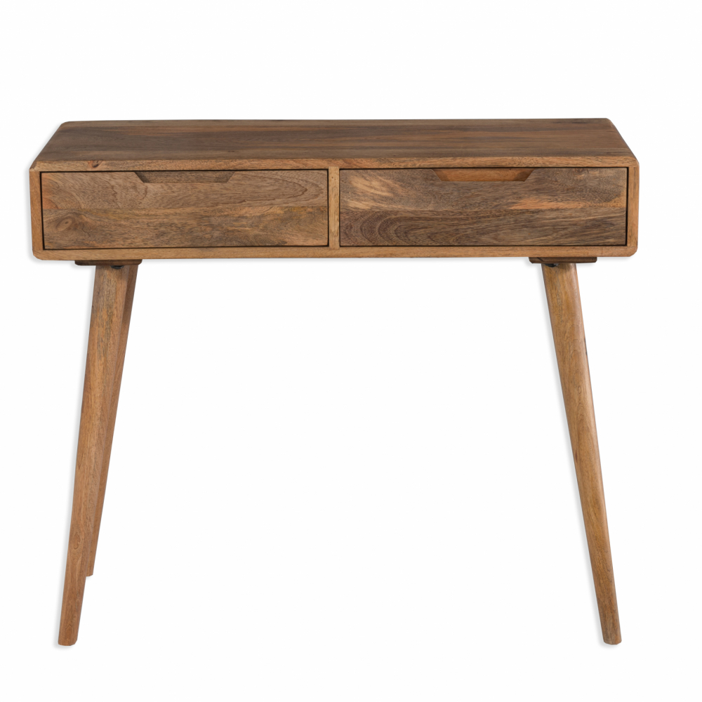 Surya 2 Drawer Console Table