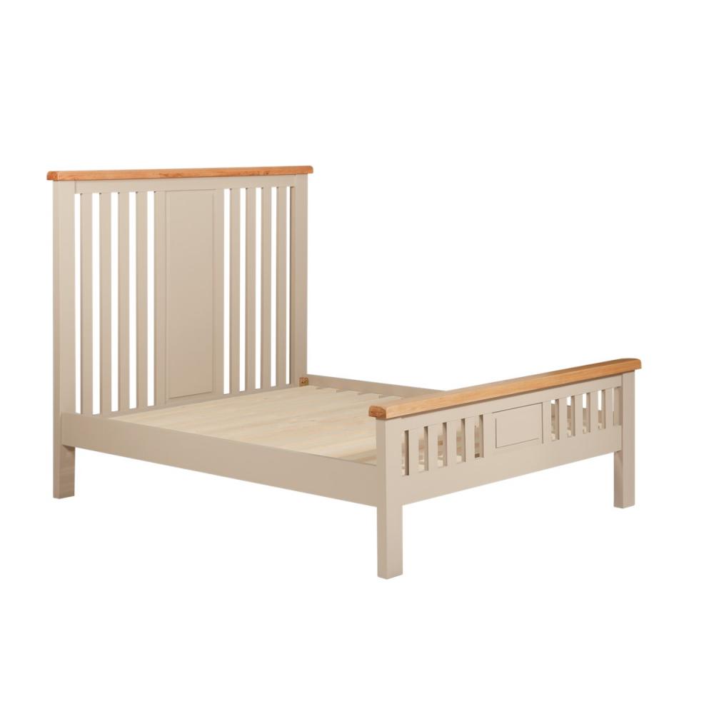 Melbourne Truffle 5ft Bed Frame